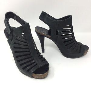 Vince Camuto Poseidon Genuine Leather Platforms
